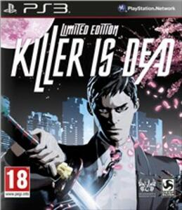 Killer is Dead Limited Edition