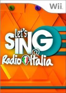 Let's Sing @ Radio Italia (include due microfoni)