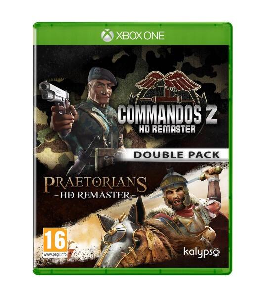Koch Media Commandos 2 & Praetorians: HD Remaster Double Pack Xbox One Rimasterizzata ESP,ITA