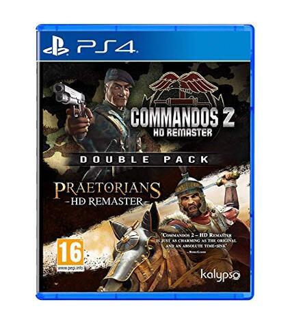 Commandos 2 & Praetorians: HD Remaster Double Pack - PlayStation 4