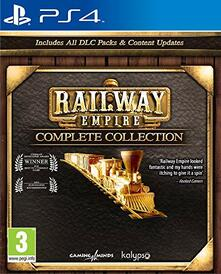 Railway Empire Complete Collection - Complete - PlayStation 4
