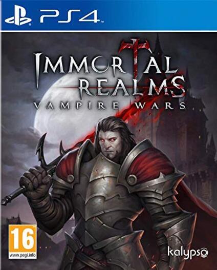 Immortal Realms: Vampire Wars - PlayStation 4
