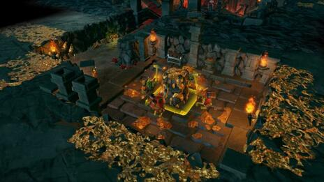 Dungeons 3 - Complete Collection - Complete - PlayStation 4 - 9