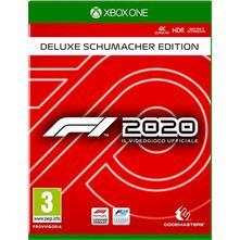 F1 2020 - Deluxe Schumacher Edition - XONE