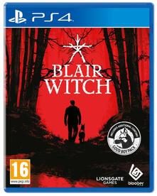 Koch Media Blair Witch videogioco PlayStation 4 Basic ESP,ITA