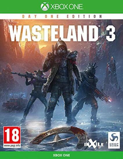 Wasteland 3 Day One Edition Gioco Xbox One