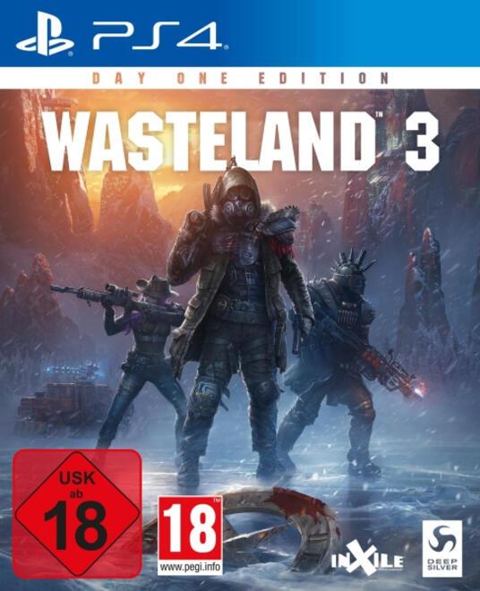 Koch Media Wasteland 3 PlayStation 4 Basic Inglese