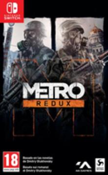 Koch Media Metro Redux, Switch videogioco Nintendo Switch Antologia ITA