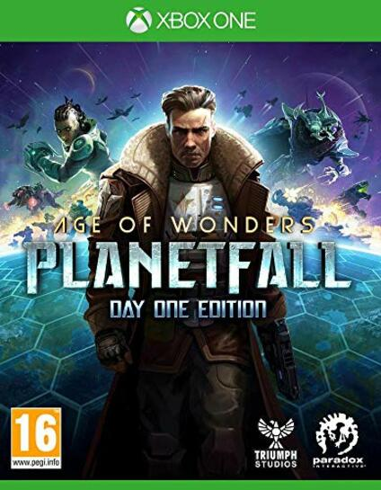 Age Of Wonders: PlanetFall Day One Edition Jeu Xbox One