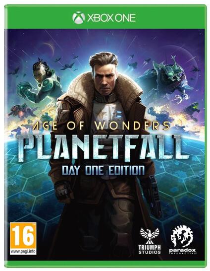 Koch Media Age of Wonders: Planetfall Day One Edition, Xbox One videogioco ESP,ITA