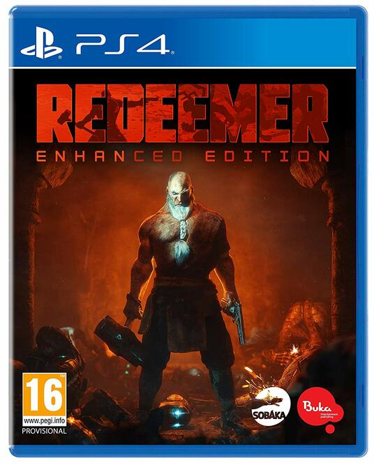 Redeemer: Enhanced Edition - Switch