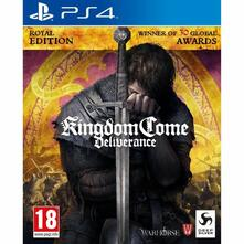 Kingdom Come Deliverance - Royal Edition - Game Of The Year PS4