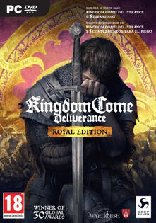 Koch Media Kingdom Come: Deliverance Royal Edition, PC videogioco ESP,ITA