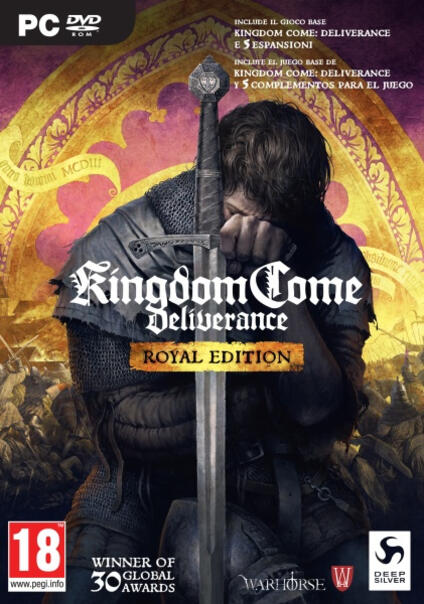 Koch Media Kingdom Come: Deliverance Royal Edition, PC videogioco ESP,ITA