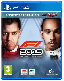 Koch Media F1 2019 Anniversary Editon, PS4 videogioco PlayStation 4 Basic