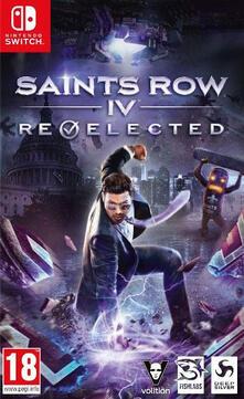 Koch Media Saints Row IV: Re-Elected videogioco Nintendo Switch Basic ITA