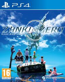 Zanki Zero: Last Beginning, PS4