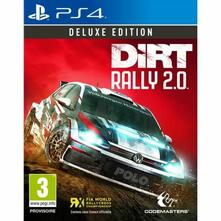 PS4 Dirt Rally 2.0 Deluxe Edition