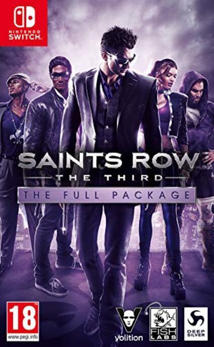 Saints Row The Third [Edizione: Francia]