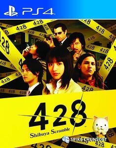 428 Shibuya Scramble - PS4 - 2
