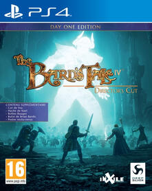 Koch Media The Bard's Tale IV: Director's Cut Day One Edition, PS4 videogioco PlayStation 4 Francese