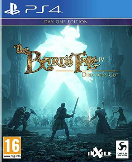 The Bard'S Tale Iv: Director'S Cut - Day-One - PlayStation 4