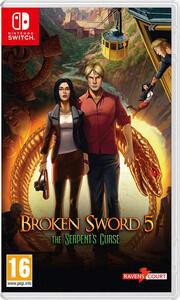 Broken Sword 5 - Switch
