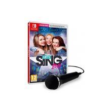 Let's Sing 2019 + Mic - Switch