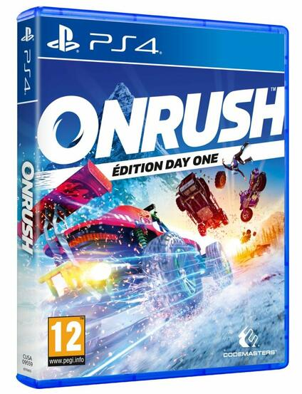 OnRush Edition Day One PS4