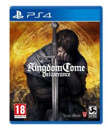 Deep Silver Kingdom Come Deliverance PlayStation 4 Speciale Tedesca