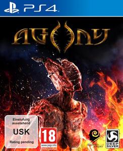 Deep Silver Agony videogioco Basic PlayStation 4 Tedesca