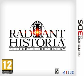 Radiant Historia: Perfect Chronology - 3DS