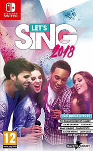 Let's Sing 2018 - Switch