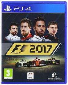 F1 2017 - PS4 [French Edition]