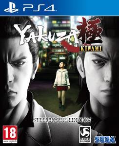 Yakuza Kiwami Steelbook Edition - PS4 - 3