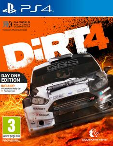 DiRT 4. Day One Edition - PS4