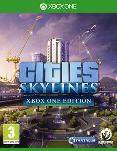 Cities: Skylines Xbox One Edition - XONE
