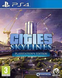 Cities Skylines - PS4 - 2