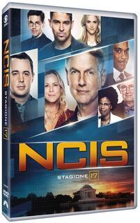 Film NCIS. Unità anticrimine stagione 17. Serie TV ita (DVD)