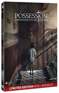 Film Possession. L'appartamento del diavolo (DVD) Albert Pintó