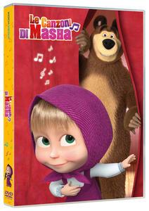 Film Le canzoni di Masha (DVD)