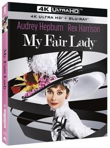 Film My Fair Lady (Blu-ray + Blu-ray Ultra HD 4K) George Cukor