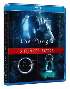 Film The Ring trilogia (3 Blu-ray) Gore Verbinski Hideo Nakata F. Javier Gutiérrez