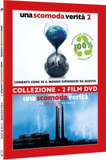 Film Una scomoda verità Collection (2 DVD) Bonni Cohen Davis Guggenheim Jon Shenk