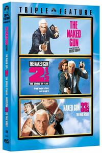 Film Una pallottola spuntata Collection 1-2-3 (3 DVD) Peter Segal David Zucker