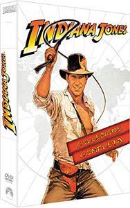 Film Indiana Jones. La collezione completa (4 DVD) Steven Spielberg