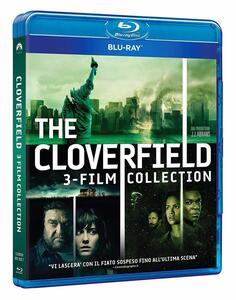 Film Cloverfield trilogia (3 Blu-ray) Dan Trachtenberg Matt Reeves Julius Onah