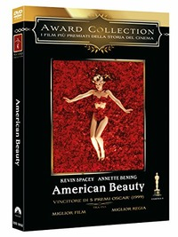 Cover Dvd American Beauty (DVD)
