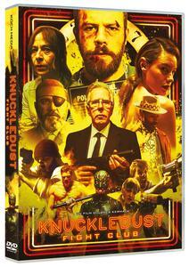 Film Knuckledust - Fight Club (DVD) James Kermack