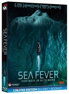 Film Sea Fever. Contagio in alto mare (Blu-ray) Neasa Hardiman